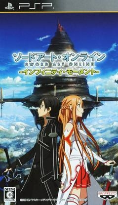 Sword Art Online: Infinity Moment on PSP - Gamewise