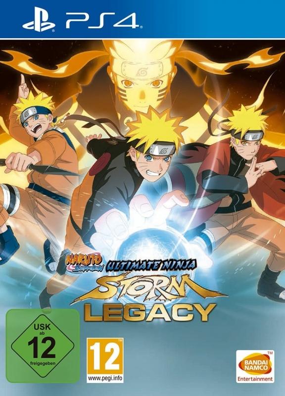 Naruto Shippuden: Ultimate Ninja Storm Legacy [Gamewise]