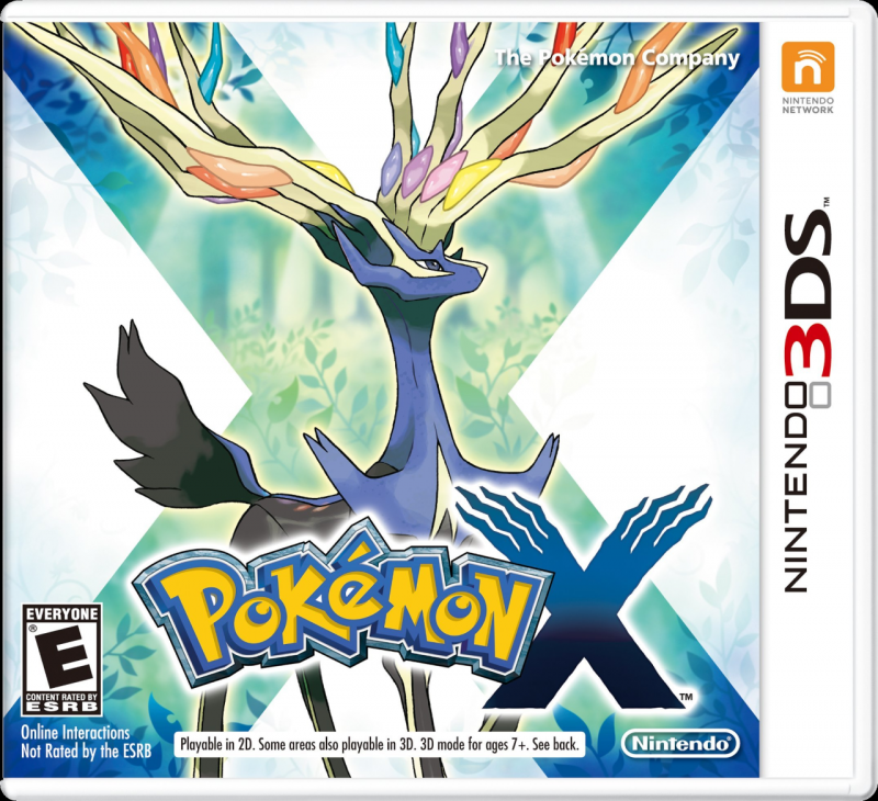 Pocket Monsters X/Y [Gamewise]
