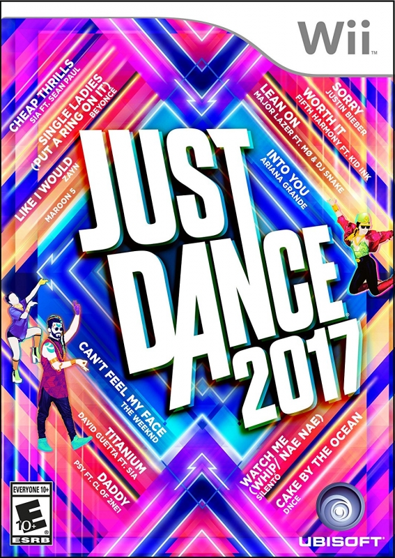 Just Dance 2017 [Gamewise]