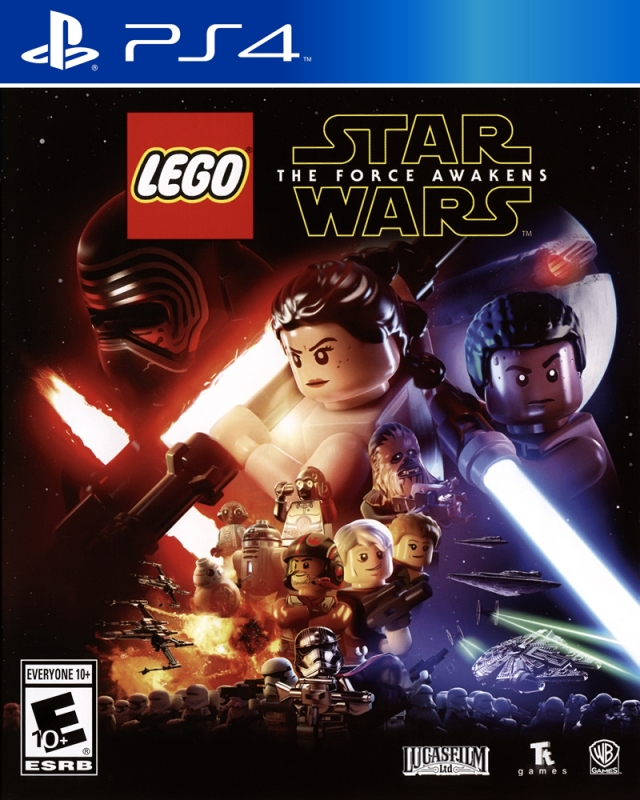 Lego Star Wars: The Force Awakens for PS4 Walkthrough, FAQs and Guide on Gamewise.co