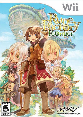 Rune Factory: Frontier Wiki on Gamewise.co