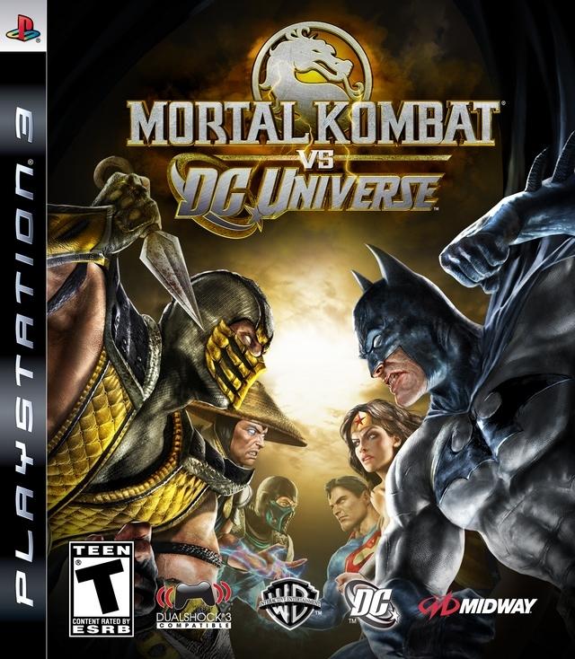 Mortal Kombat vs DC Universe [Gamewise]
