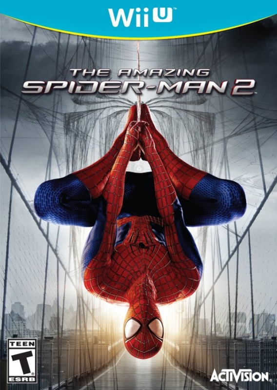 The Amazing Spider-Man 2 (2014) on WiiU - Gamewise