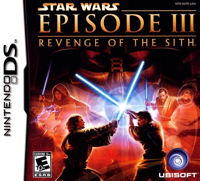 Star Wars Episode III: Revenge of the Sith for DS Walkthrough, FAQs and Guide on Gamewise.co