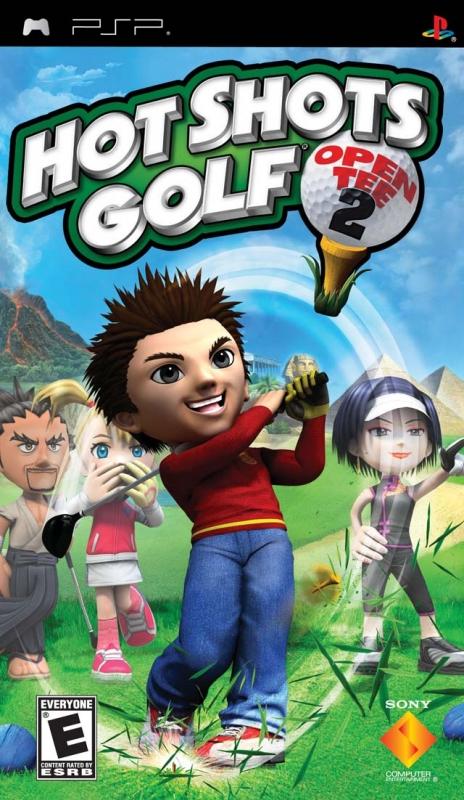 Hot Shots Golf: Open Tee 2 Wiki - Gamewise