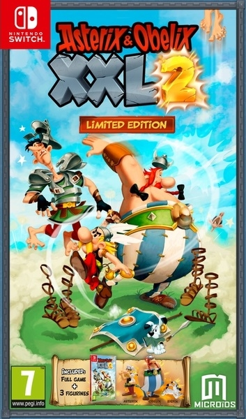 Asterix and Obelix XXL2 for NS Walkthrough, FAQs and Guide on Gamewise.co