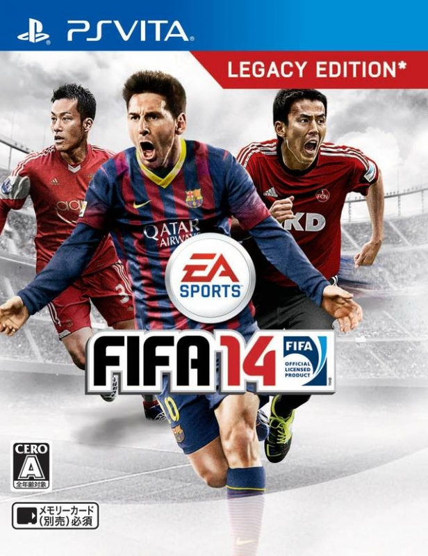 FIFA Soccer 14 on PSV - Gamewise