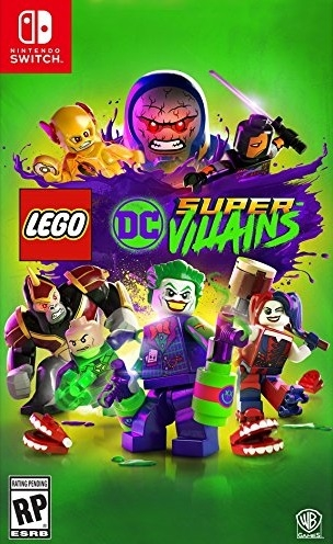 LEGO DC Super-Villains on NS - Gamewise