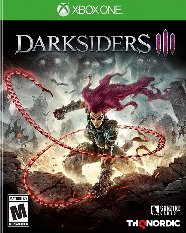 Darksiders III Wiki Guide, XOne