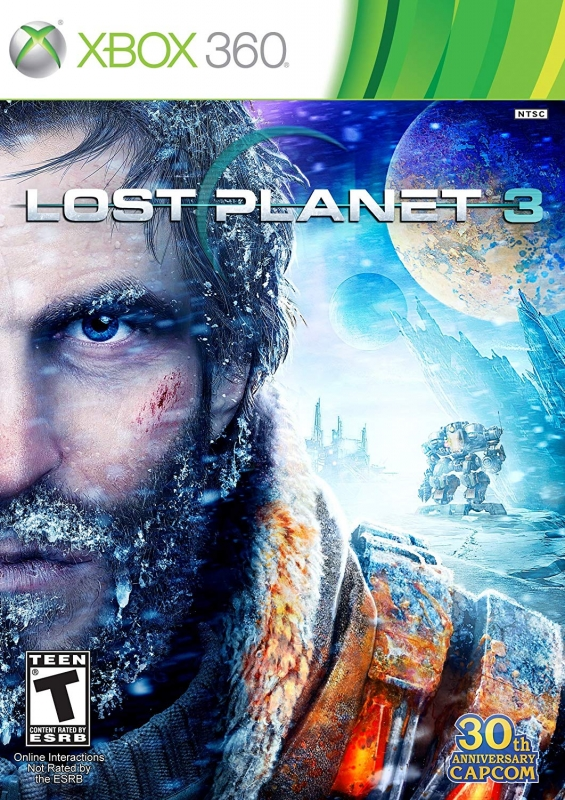 Lost Planet 3 on X360 - Gamewise