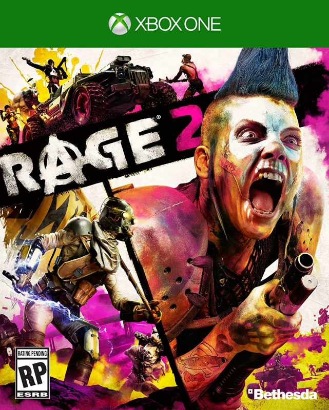 Rage 2 on Gamewise