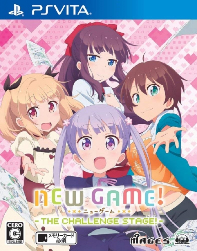 New Game! The Challenge Stage! | Gamewise