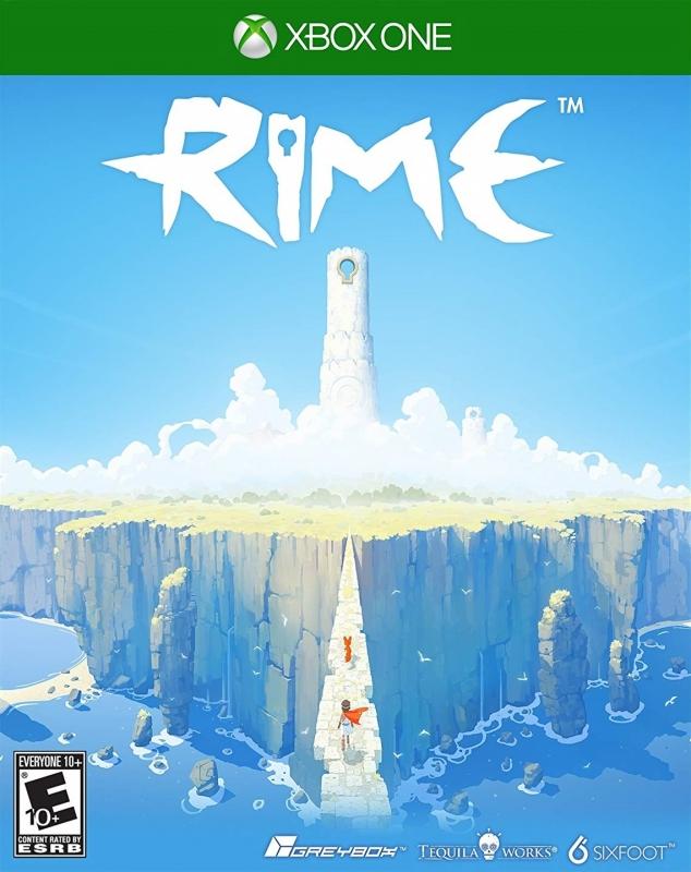 Rime on XOne - Gamewise