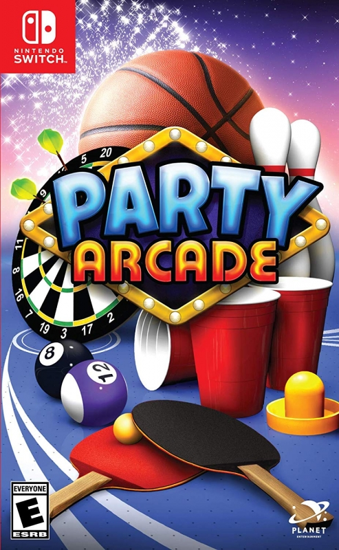 Party Arcade for NS Walkthrough, FAQs and Guide on Gamewise.co