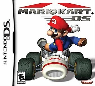 Mario Kart DS on DS - Gamewise