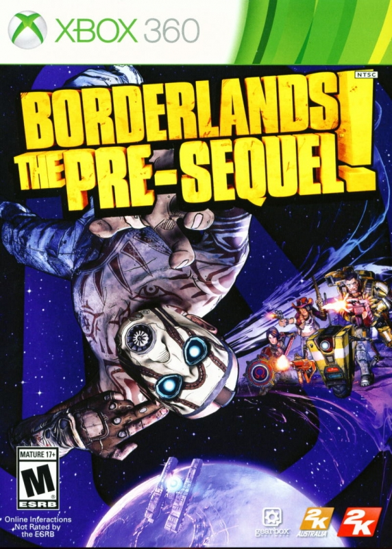 Borderlands: The Pre-Sequel for X360 Walkthrough, FAQs and Guide on Gamewise.co