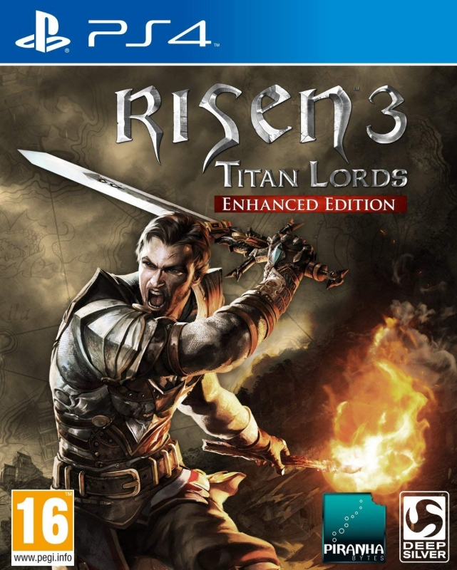 Risen 3 Enhanced Edition on PS4 - Gamewise
