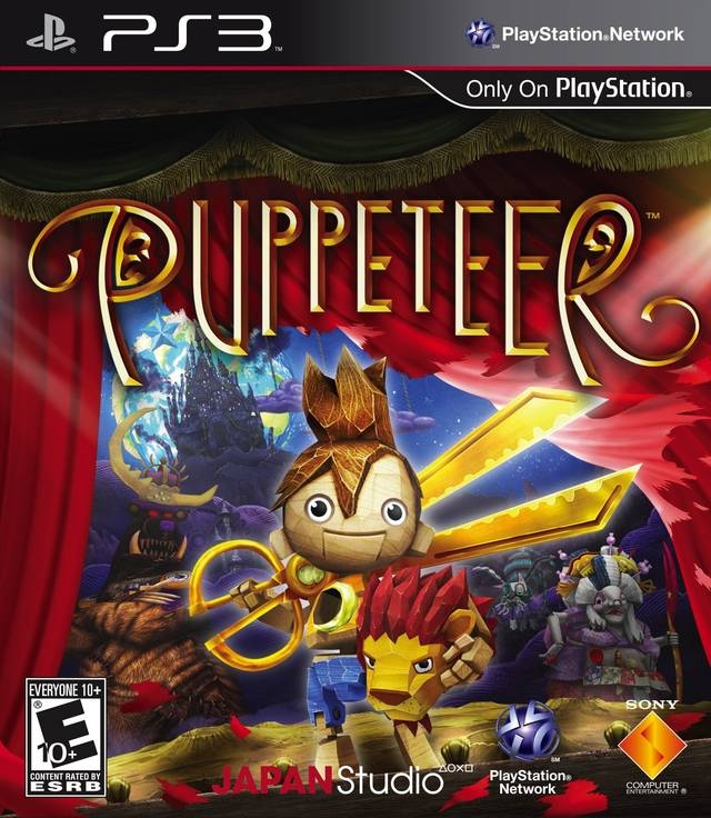 Puppeteer Wiki - Gamewise