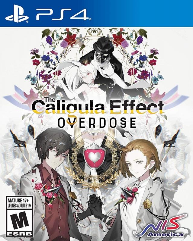 Caligula Overdose [Gamewise]