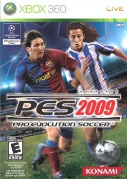 PES 2009: Pro Evolution Soccer on X360 - Gamewise