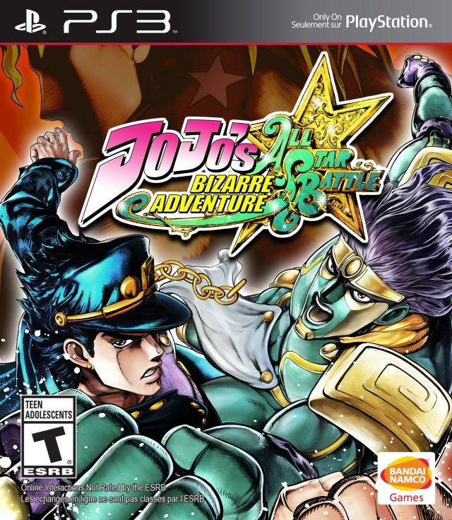 JoJo's Bizarre Adventure: All Star Battle [Gamewise]