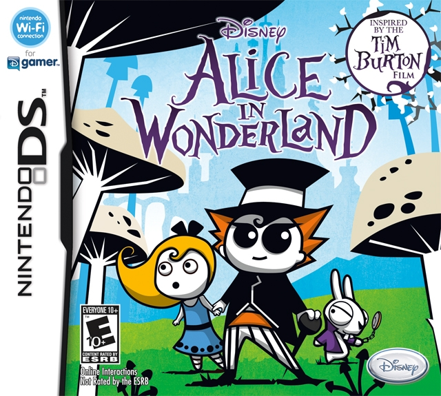 Alice in Wonderland on DS - Gamewise