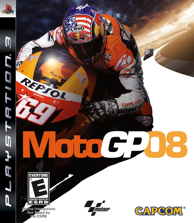MotoGP 08 on PS3 - Gamewise