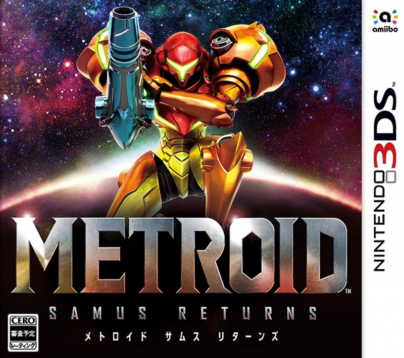 Metroid: Samus Returns on 3DS - Gamewise