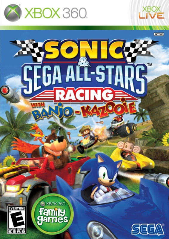 Sonic & SEGA All-Stars Racing with Banjo-Kazooie Wiki on Gamewise.co
