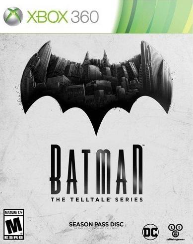 Batman: A Telltale Game Series Wiki - Gamewise