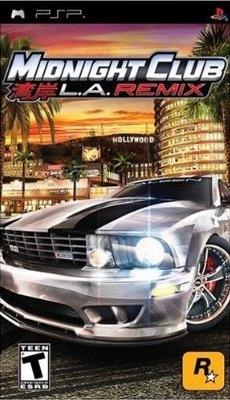 Midnight Club: LA Remix on PSP - Gamewise