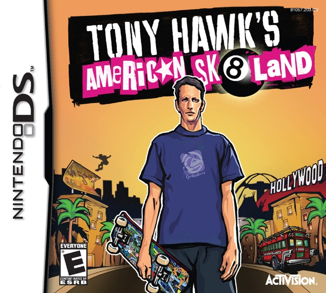 Tony Hawk's American Sk8land on DS - Gamewise