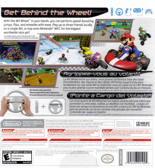 Mario Kart Wii For Wii Cheats Codes Guide Walkthrough