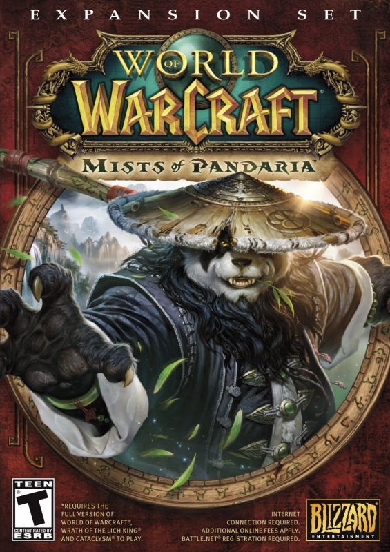 World of Warcraft: Mists of Pandaria Release Date - PC