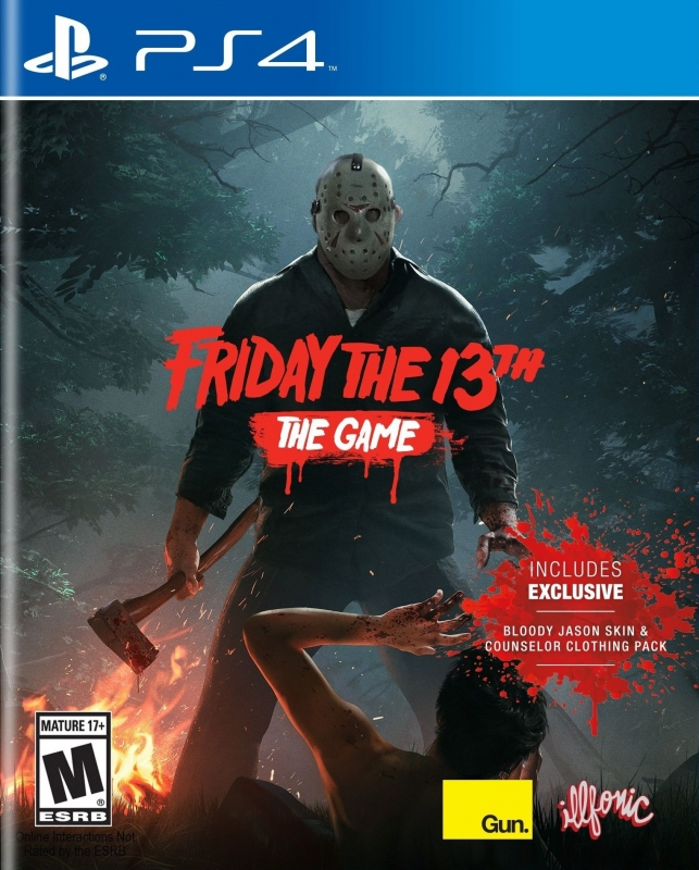 Gamewise Friday the 13th: The Game Wiki Guide, Walkthrough and Cheats
