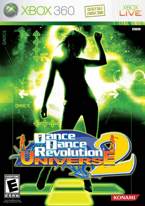 Dance Dance Revolution Universe 2 Wiki on Gamewise.co