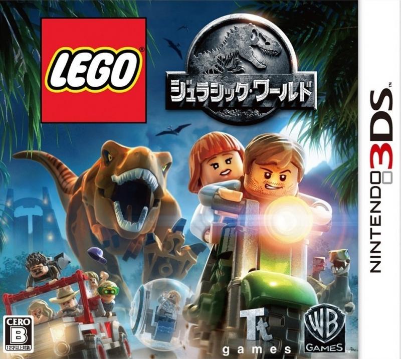 LEGO Jurassic World | Gamewise