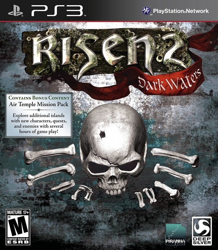 Gamewise Risen 2: Dark Waters (Collector's Edition) Wiki Guide, Walkthrough and Cheats