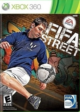 FIFA Street on X360 - Gamewise