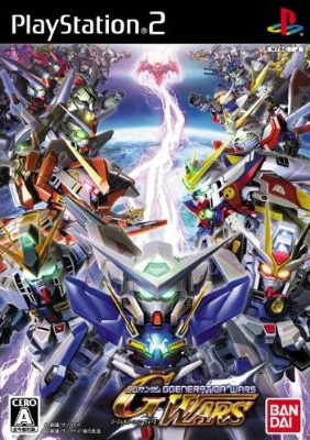 SD Gundam G Generation Wars on PS2 - Gamewise