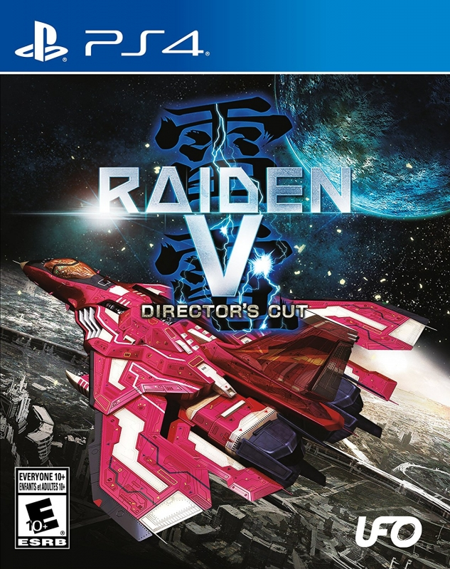 Raiden V for PS4 Walkthrough, FAQs and Guide on Gamewise.co