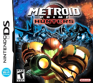 Metroid Prime Hunters on DS - Gamewise
