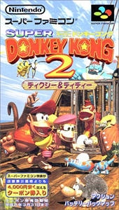 Donkey Kong Country 2: Diddy's Kong Quest on SNES - Gamewise