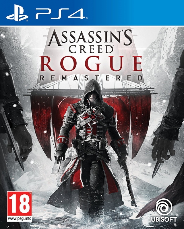Assassin's Creed Rogue Remastered on PS4 - Gamewise