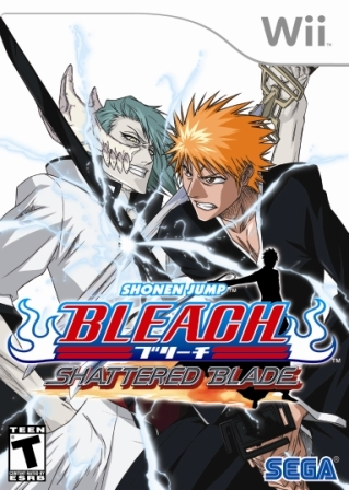 Gamewise Bleach: Shattered Blade Wiki Guide, Walkthrough and Cheats