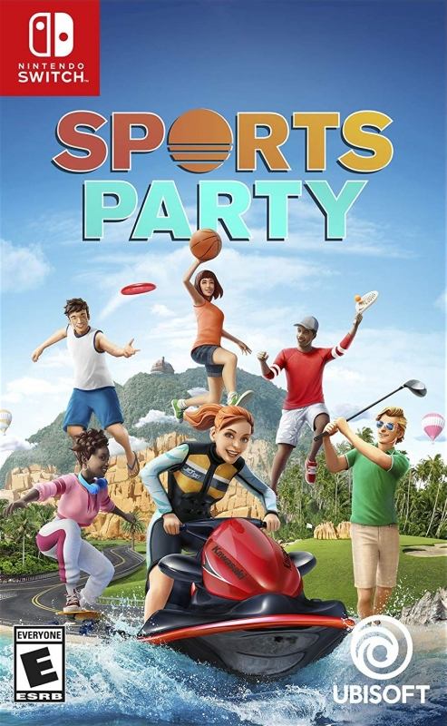 Sports Party for NS Walkthrough, FAQs and Guide on Gamewise.co