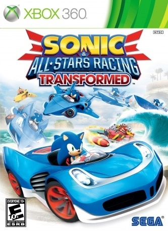 Sonic & Sega All-Stars Racing Transformed [Gamewise]