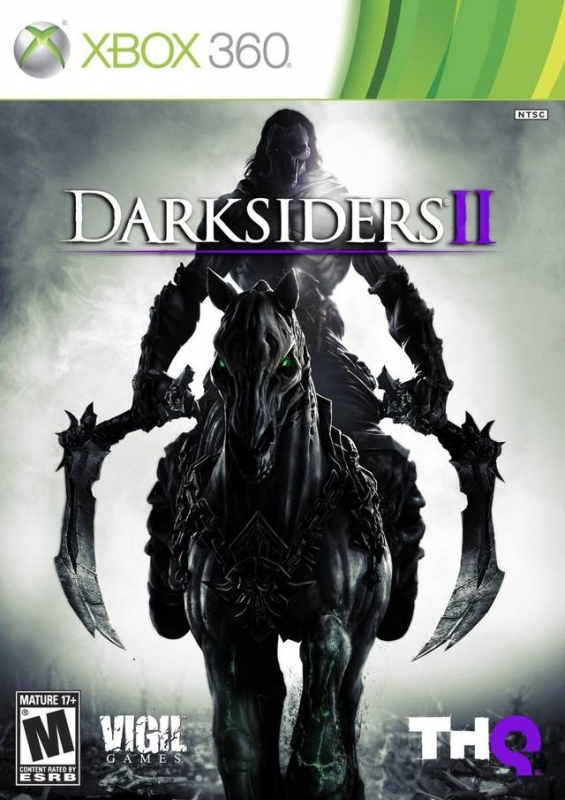 Darksiders II Wiki Guide, X360