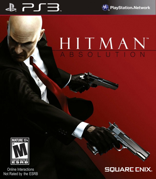 Hitman: Absolution Release Date - PS3
